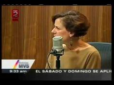 """""""El dinero no es suyo, es nuestro"""", comentó la politóloga en MVS sobre la condonación de impuestos, tema que abordó este lunes en el periódico Reforma y también en la radio."""