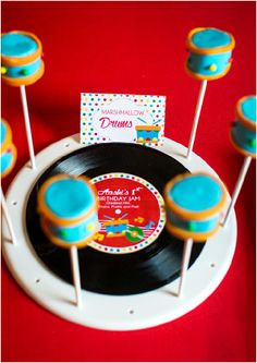 Music Birthday Jam Party Printables Supplies and Decorations