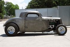 Flinger 1934 Coupe