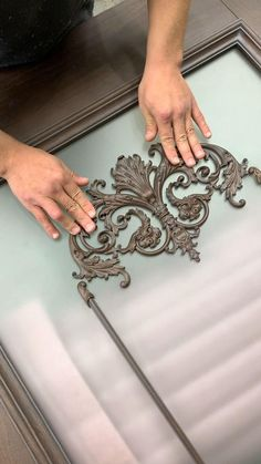 """Doors with carving. Doors for luxury interiors from Starvos. We fix the decor on the doors """"Tyrol"""" and """"Madrid"""". Madrid is a premium door created in the neoclassical style. """"Tyrol"""" is a premium door beautified with neoclassical decor. If you watch the video to the end, you will see how the doors with frosted glazing look. Worldwide delivery. Woodworking Techniques, Woodworking Projects Diy, Wood Projects, Wooden Door Design, Wooden Doors, 3d Cnc, Kitchen Doors, Baroque Fashion, Interior Design Kitchen"""