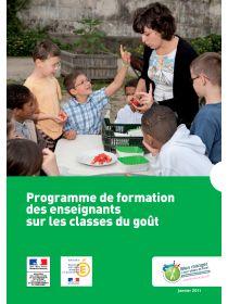 Un dossier complet à destination des enseignants avec 8 séances à mener dans le cadre des Classes du goût (dans le cadre de la semaine du goût).