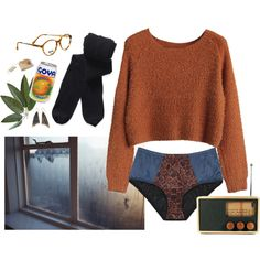 steam by paper-freckles on Polyvore featuring Aéropostale, Aurum By Gudbjorg, Moschino and Areaware