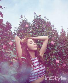 Uee After School - InStyle Magazine May Issue 2015 Kpop Girl Groups, Kpop Girls, Uee After School, Korean People, Yu Jin, Instyle Magazine, Korea Fashion, Kpop Fashion, Star Fashion