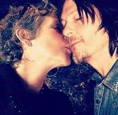If Richonne is real.... I will NEVER stop hoping for CARYL.