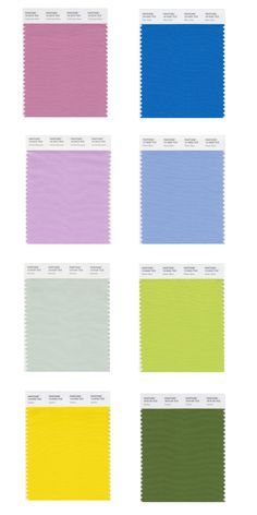 Pantone PORTAL Color Planner – Summer 2014!
