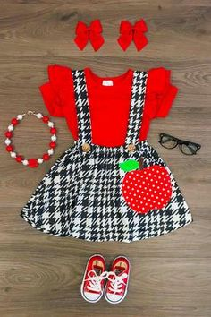 Shop cute kids clothes and accessories at Sparkle In Pink! With our variety of kids dresses, mommy + me clothes, and complete kids outfits, your child is going to love Sparkle In Pink! Little Girl Outfits, Cute Outfits For Kids, Little Girl Fashion, Toddler Girl Outfits, Kids Fashion, Fashion Fashion, Womens Fashion, Baby Kids Clothes, Kind Mode