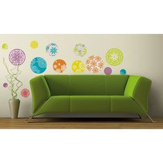 Found it at Wayfair - Zadie 20 Piece Patterned Dots Wall Decal