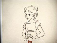 Animator?  Peter Pan.  Wendy Darling.