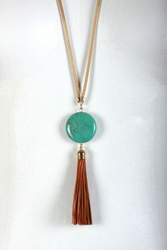 Simple BoHo Necklace