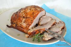Friptura simpla din pulpa de porc la cuptor   Savori Urbane Food And Drink, Interior, Pork, Indoor, Interiors