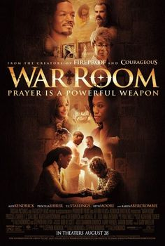 War Room is the fifth major production written by the Kendrick brothers (known for films like Chasing the Giants and Courageous), and it was filmed in