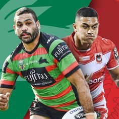 Image result for SOUTHS v dragons nrl semi-final Rugby League, Semi Final, Finals, Dragons, Sports, Image, Mens Tops, T Shirt, Hs Sports