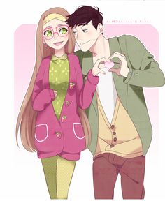 Tadashi Hamada x Honey Lemon / TadaHoney | Disney's Big Hero 6 cute couple | OTP