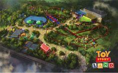 Thomas Smith, divulgou no blog oficial da Disney, em 20 de abril de 2016, mais alguns detalhes a respeito da nova área temática que está sendo construída no parque Disney's Hollywood...