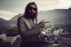 """Two years after it's release, Sébastien Tellier's """"Sexuality"""" gets a full remix album thanks to the good folks at Record Makers. The cast includes SebastiAn Like A Sir, French Pop, Library Science, Famous French, Mens Fashion Blog, Black And White Photography, Photos, My Love, People"""