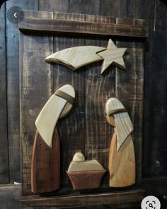 Christmas Angel Crafts, Christmas Nativity Scene, Felt Christmas, Christmas Projects, Christmas Crafts, Christmas Ornaments, Christmas Tables, Modern Christmas, Scandinavian Christmas