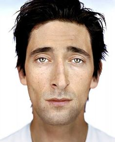 The oddly beautiful Adrian Brody