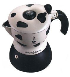 Bialetti Mukka Express Cappuccino maker at Cerini Coffee = $75 (my blue Moka is broken)