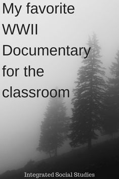My favorite WWII documentary 6th Grade Social Studies, Social Studies Resources, Classroom Resources, Teacher Resources, World History Classroom, World History Lessons, Teacher Blogs, Teacher Stuff, European History
