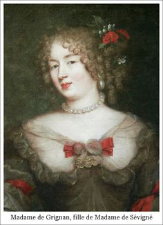 Madame de Grignan, f