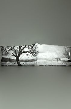 pillow landscape