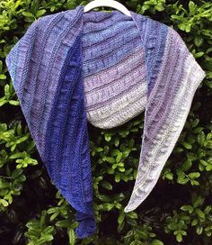 Ravelry: LynnieBug's So I Gather... Some Purples (March Ombre Minis)  #SpaceCadetProjects