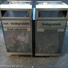 ゴミ箱 #trashbin #philippines