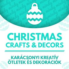 Our Christmas related craft tutorial collection (christmas crafts, christmas decors, christmas diy, christmas gifts)