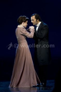 Someday that will be me up there in LND with Mr. Karimloo.