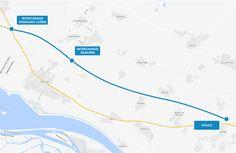 Diaľnica D4 - Rýchlostná cesta R7 - Úsek Dunajská Lužná - Holice
