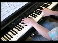 Everything I Do (Bryan Adams) Piano - YouTube