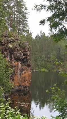 Landscape in Finland