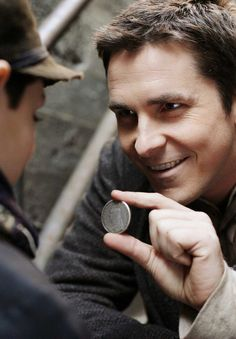"""Christian Bale in """"The Prestige"""" , Christopher Nolan - 2006 