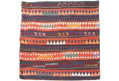 Akha-Style Pillow Sham