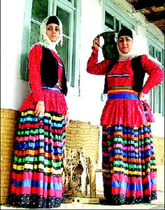 Gilaki Dress- some people from Gilan ( a county in northern Iran) still wear their traditional clothes. Gilan, Iran