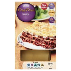 #Tesco! Free from lasagne.