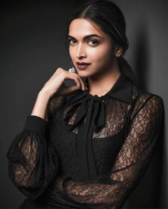 Deepika Padukone for Grazia India April 2016
