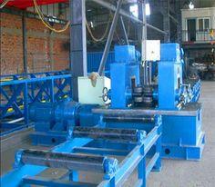 H-Beam Flange Straightening Machine