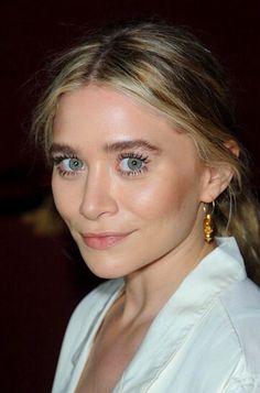 Pinterest: DEBORAHPRAHA ♥️ Ashley Olsen natural summer makeup look
