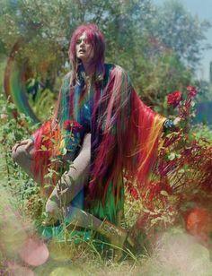 LIKE DREAMERS DO | British Vogue | Tim Walker