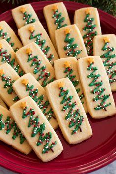 Holiday Desserts, Holiday Baking, Holiday Recipes, Fall Cookie Recipes, Delicious Cookie Recipes, Home Recipes, Cooking Recipes, Christmas Snacks, Christmas Cooking