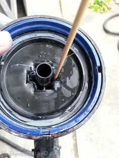 How to Clean a Finish Max Sprayer by My Repurposed Life | HomeRight
