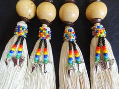 Tassels Purse & Handbag Decoration Beaded by uDazzleSupplies