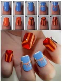 REDRUM! Get 'The Shining' DIY nails for Halloween - The Look