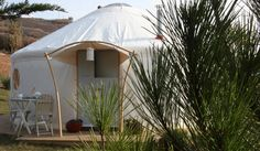 NEXT! Mawgan Porth - Yurt Holidays. Plus it's just down the road from The Scarlet.