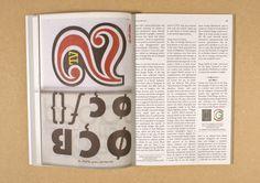 Spread from 'The National Grid' #6, Design Director – Jonty Valentine / Luke Wood.