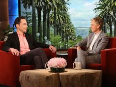 Jim Parsons on Getting Married