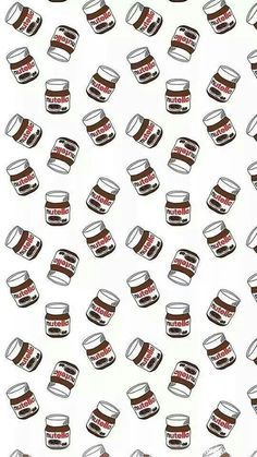 Imagem de nutella, wallpaper, and background Sigueme no te cuesta nada