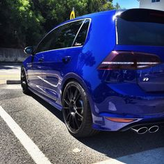 OZ Black with R Blue