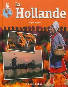 Un carnet de route pour découvrir les régions hollandaises des Pays-Bas, leurs moulins, leurs champs de tulipes, leurs fromages, les promenades en bateau sur leurs nombreux canaux ou en vélo le long des pistes cyclables. L'auteure évoque aussi le réchauffement climatique qui menace ce pays situé sous le niveau de la mer.